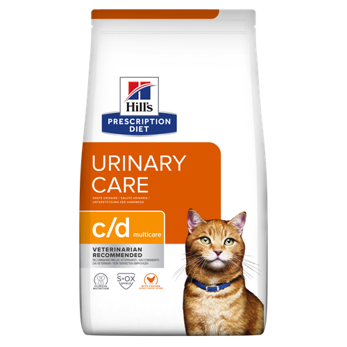 Hills Prescription Diet C D Urinary Stress Cat Food