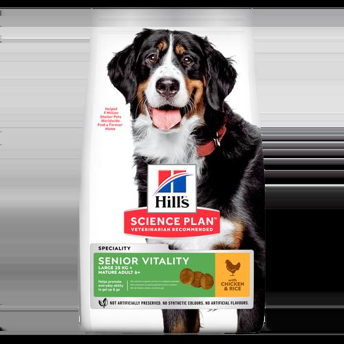 Hills Sd Active Longevity Dog Food