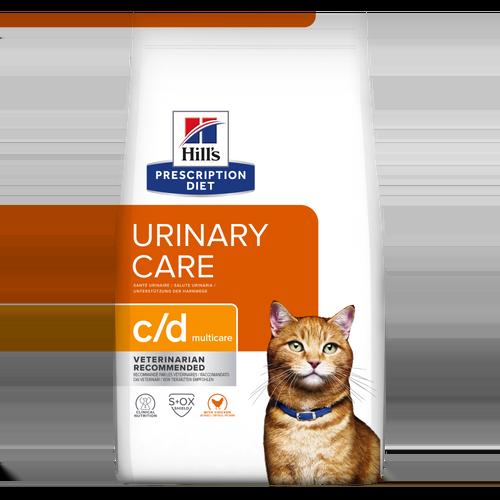 Hill S Prescription Diet K D Kidney Care With Chicken Dry: Prescription Diet™ C/d™ Multicare Feline Chicken